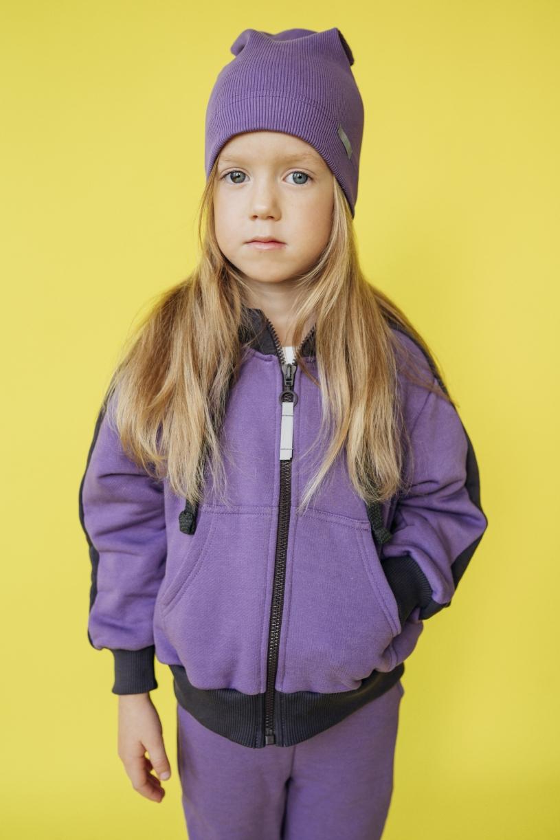 Костюм для девочек (толстовка, брюки) арт. 037