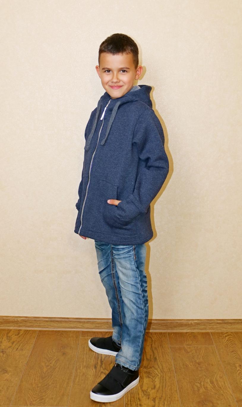 Толстовка для мальчиков арт. 025