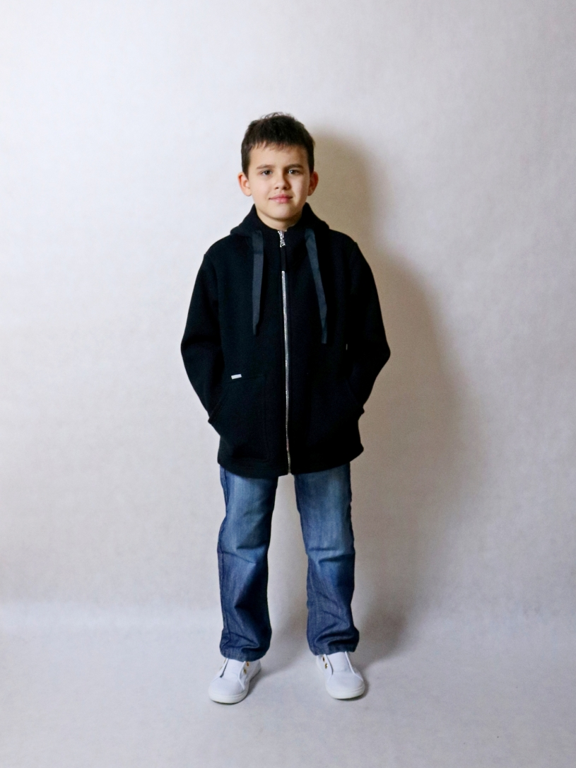 Толстовка для мальчиков арт.15003-15004