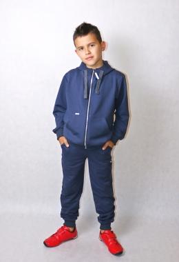 Костюм для мальчиков (толстовка, брюки) арт. 012