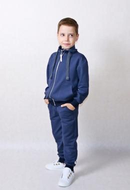 Костюм для мальчиков (толстовка, брюки) арт. 031