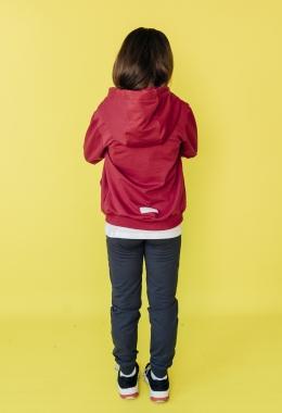 Костюм для девочек (толстовка, брюки) арт. 042